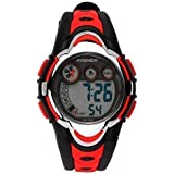 HIwatch Children Water-resistant Watch Digital Sports Watch with Alarm Stopwatch for Kids Girls Boys