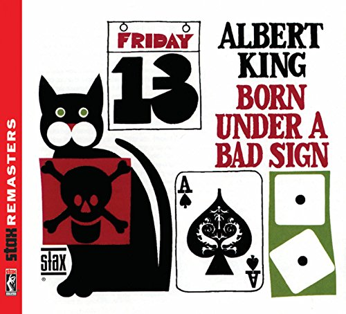 CD : Albert King - Born Under A Bad Sign (Remastered)