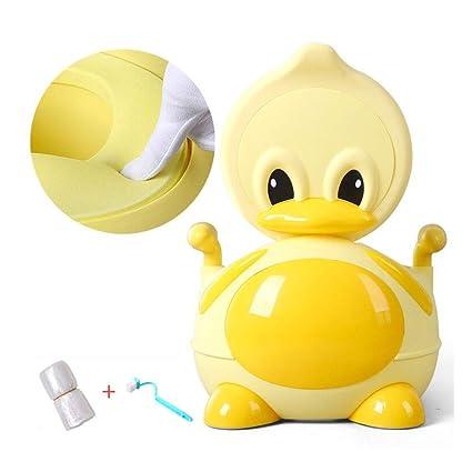 XGF/® Kinder-WC T/öpfchen Geeignet F/ür 1-6 Jahre Altes Baby