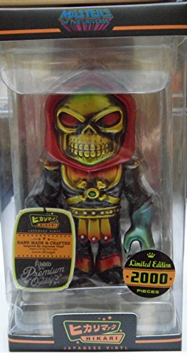 Toy - Hikari - Sofubi Vinyl Figure - Masters of the Universe - Mystic Powers Skeletor - Limited Edition