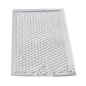 RDEXP Filtro de Grasa para microondas de aleación de Aluminio ...