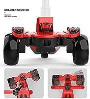 HLJ.SUN Patinete Kick Scooter para Niños Y Niños pequeños ...
