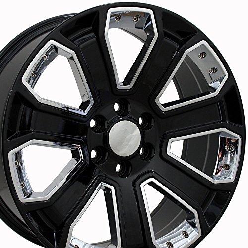 22 chevy truck wheels - 6