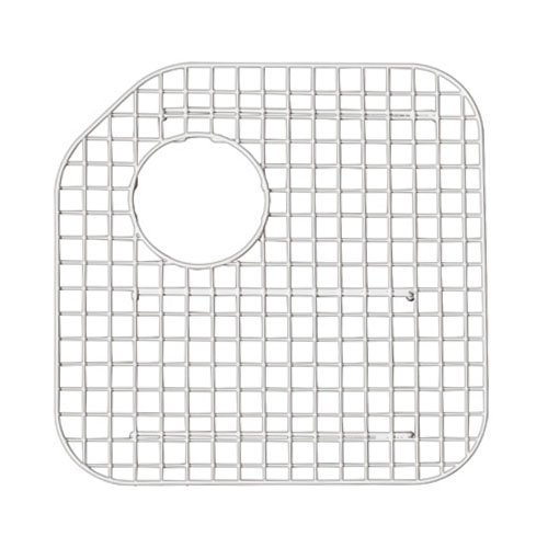 Rohl WSG6327LGSS 16-13/16-Inch by 16-13/16-Inch Wire Sink Grid, Stainless Steel by Rohl by Rohl