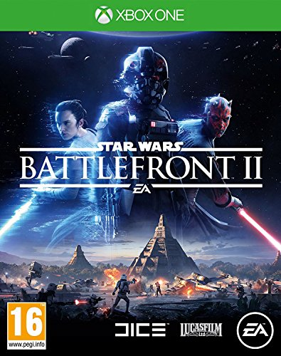 Star Wars Battlefront 2 (Xbox One) UK IMPORT REGION FREE