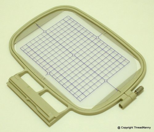 NEW LARGE 5x7 HOOP for Brother Innovis 2500D, 1500D, 4000...