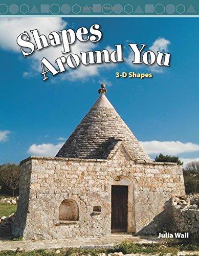 Learning Charts Basic Shapes - Shapes Around You: Level 3 (Mathematics Readers)
