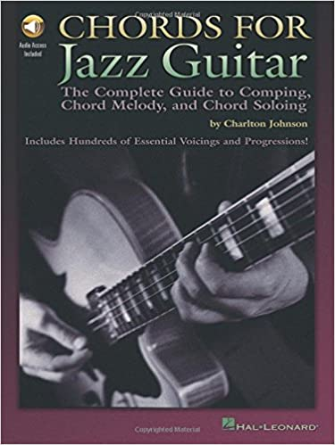 Amazoncom Chords For Jazz Guitar The Complete Guide To Comping