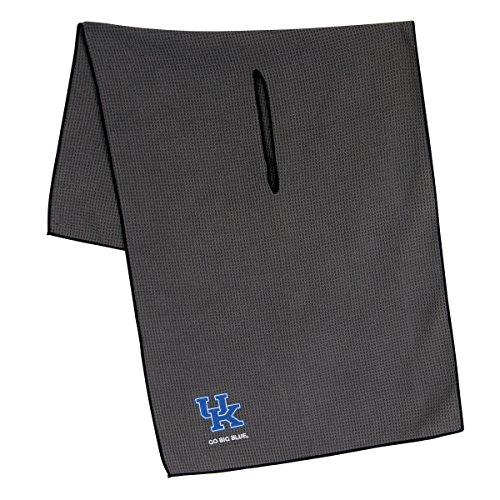Team Effort Kentucky Wildcats Grey Microfiber Towel