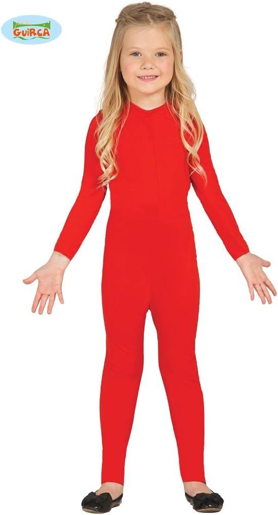 Disfraz de maillot infantil rojo (7-9 años): Amazon.es: Juguetes y ...