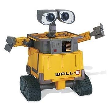Wall-E Transforming Wall-E by MPA