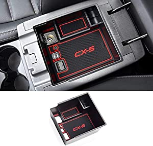 Sweepstakes: for Mazda CX-5 Centre Storage Box
