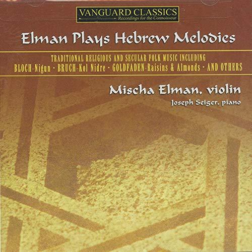 Plays Hebrew Melodies
