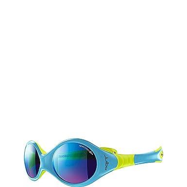 Julbo J3321132cus enfants Pastel bleu pastel Cadre Vert Spectron 3 CF  lentille ovale Lunettes de b2b67e282550