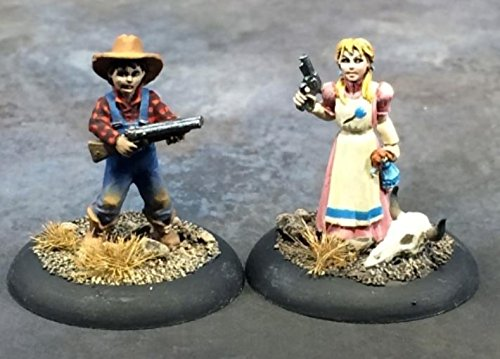 Chrono: Old West Kids (2)