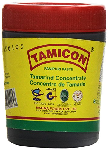 Tamicon Tamarind Paste 7oz Sauce Concentrate