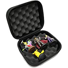 CASEMATIX Protective Amiibo Collector Case Fits Six Amiibo Figures Such as Smash Bros , Legend of Zelda , Monster Hunter and More Nintendo Wii U , Nintendo Switch , and Nintendo 3DS Amiibo's