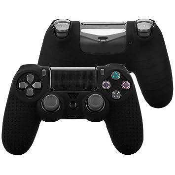 Funda de Silicona Carcasa para Mando Sony PS4/Slim/Pro ...