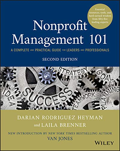 100 Best Nonprofit Books of All Time - BookAuthority