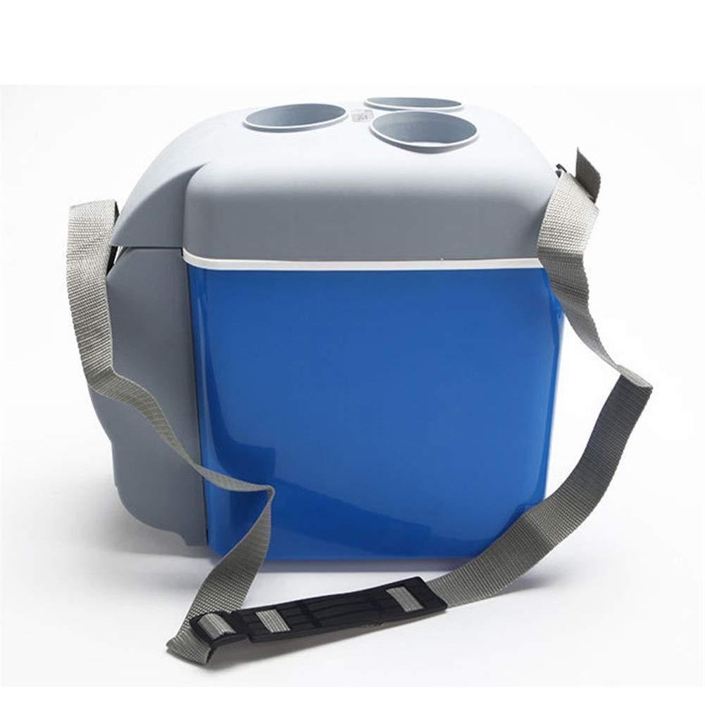 CZBX Car Refrigerator, Portable 7.5-Liter Car Heating and Cooling Box Mini Car Refrigerator
