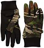 Under Armour Boys' Youth Scent Control Armour Fleece 2.0 Gloves, Ridge Reaper Camo Forest (943)/Black, Youth Large