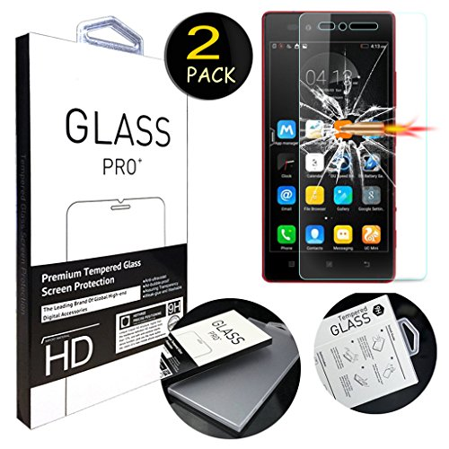 Tempered Glass Screen Protector for Lenovo Vibe Shot Z90-7 - 2