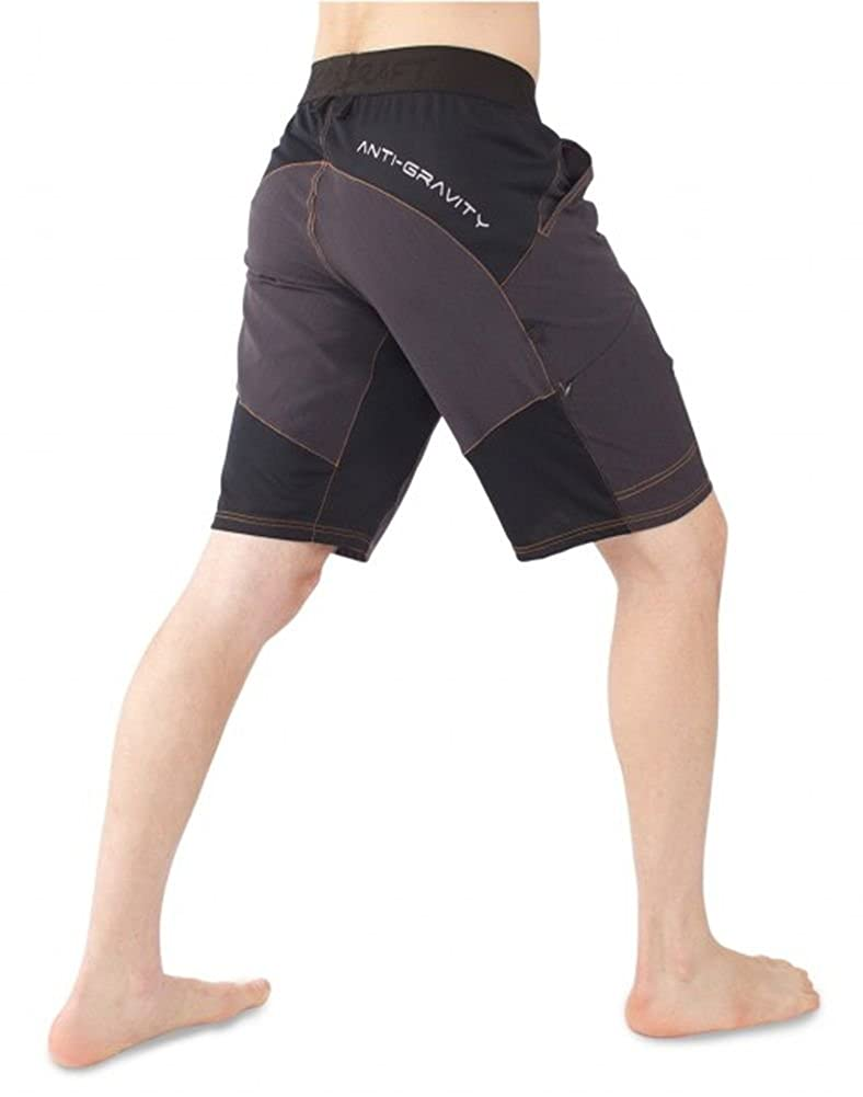 Stretchy Lightweight and Breathable Multisport Shorts. Ucraft Climbing Anti-Gravity Shorts