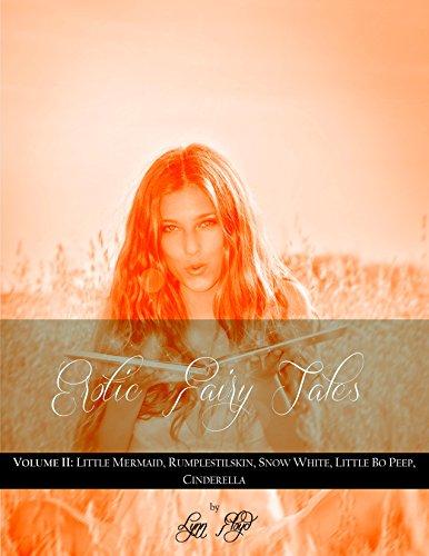 (Erotic Fairytales boxset 2: Little Mermaid, Rumpelstilskin, Snow White, Little Bo Peep, Cinderella)