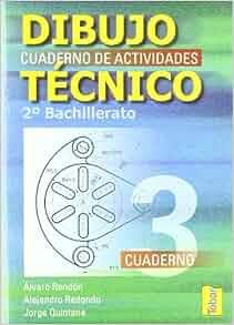 CUADERNO DE ACTIVIDADES DIBUJO 3 2? BA: 9788495447999: Amazon.com