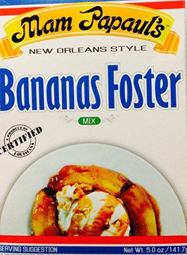 Mam Papauls Banana Foster, 5 oz