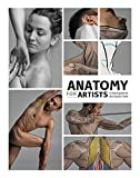 Anatomy for Artists: A visual guide to the human form