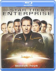 Star Trek: Enterprise - Complete Fourth Season [Blu-ray]  [Import] (Bilingual)