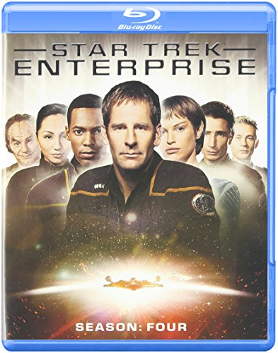 Star Trek:  Enterprise:  Season 4 [Blu-ray]