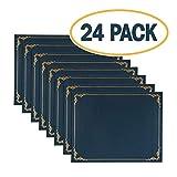 Pack of 24, Certificate Paper Diploma Paper Award