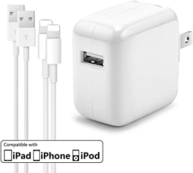 1 Genuine Apple iPad iPhone 12W USB Power Adapter Wall Charger A1401 *Brand New*