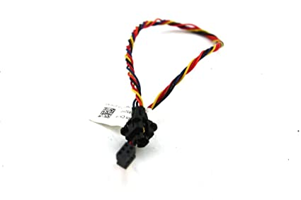 Genuine Dell Optiplex 390 7010 790 LED Power Switch Cable Mini Tower 85DX6  085DX6