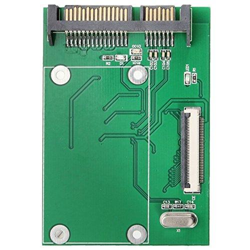 Tutoy 40Pin ZIF Ssd HDD Disco Duro A 7 + 15 22Pin Sata Adaptador ...