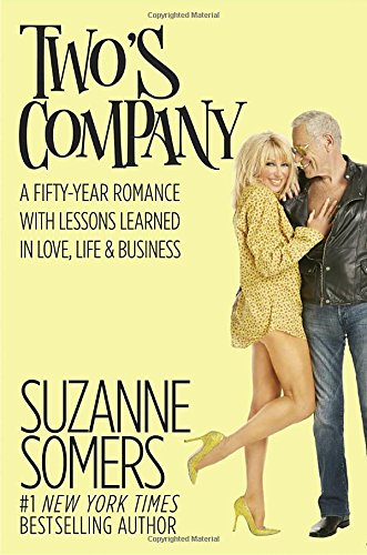 Two's Company: A Fifty-Year Romance with Lessons Learned in Love, Life & Business cover