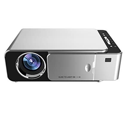 Amazon.com: Mini Projector,TOPCHANCES Portable Mini Smart ...