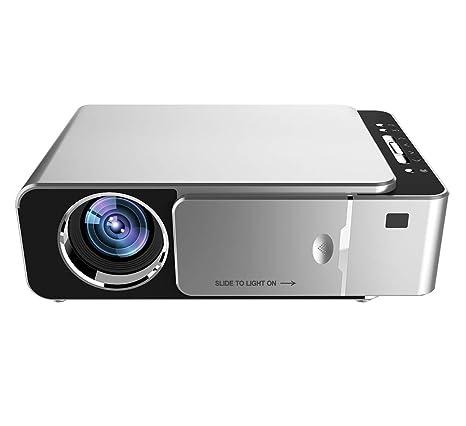 Amazon.com: Mini proyector portátil TOPCHANCES Mini ...