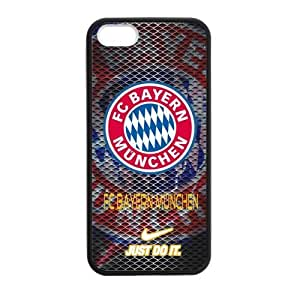 Nike Just Do It Bayern Germany Logo HD Pic Case for Iphone 5s 5 TPU