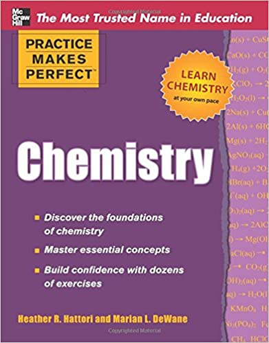 Practice Makes Perfect Chemistry (Practice Makes Perfect Series ...