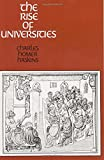 img - for The Rise of Universities book / textbook / text book