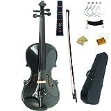 Leeche Acoustic Violins Full Size Solid Wood