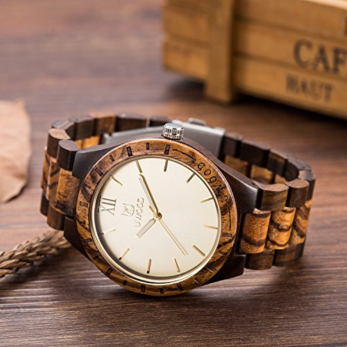 best wood watch mens