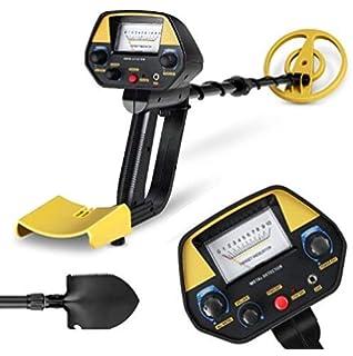 INTEY Detector de Metales LCD Pantalla Detector de Metal ...