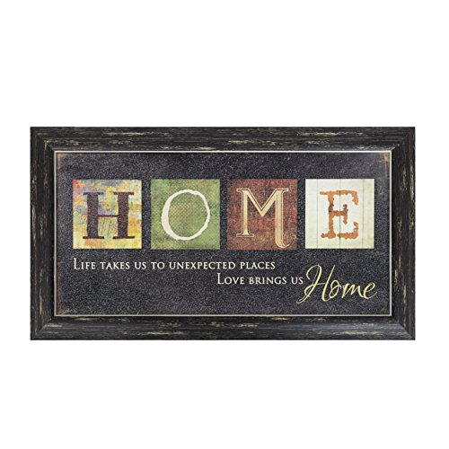 Besti Premium Home Country Inspirational Marla Rae Hanging Wall Art Primitive Americana Decorative Plaque - Rustic Style Décor Sign with Saying - Excellent Quality - Plaque Decorative Kitchen
