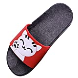 Maybolury Girls Boys Cute Anti-Slip Slide Sandals,Kids Shower Poolside Beach Sandals Indoor Outdoor Slip On Home Slippers
