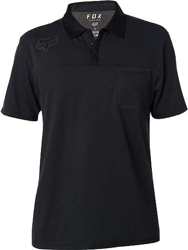 Fox Camiseta de Manga Corta para Hombre, redplate 360 Tech (L ...