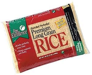 Amazon.com : Enriched Parboiled Premium Long Grain Rice